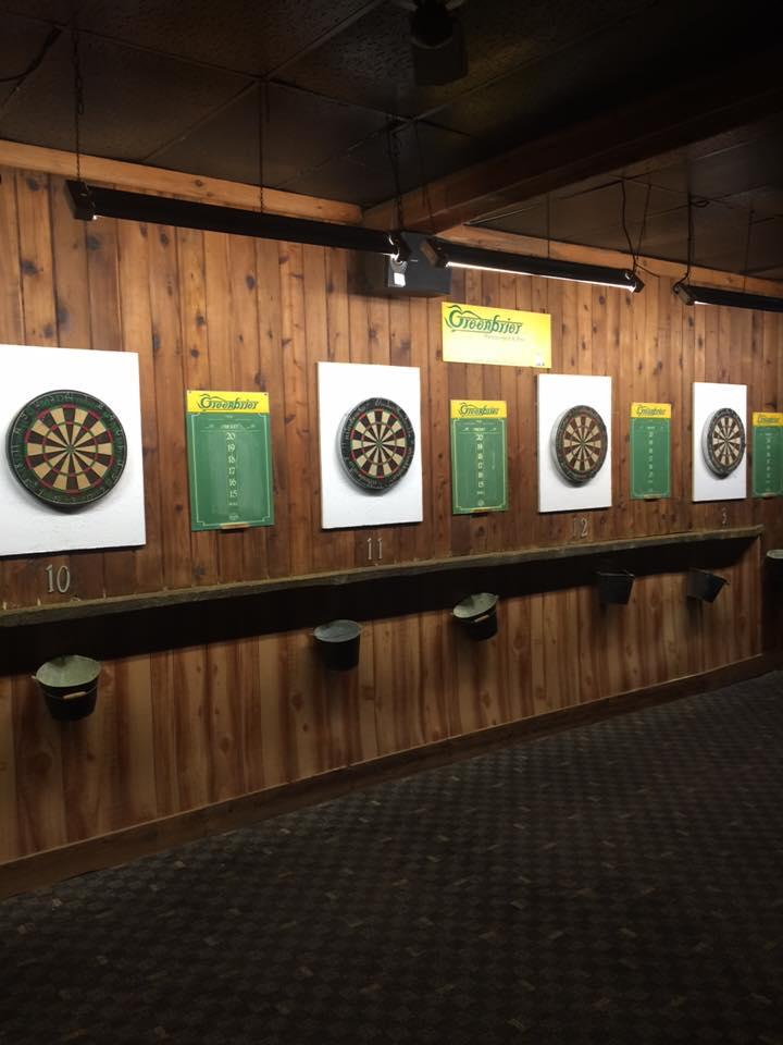 Dart league (Broward County Darts), tournament play, grab bags